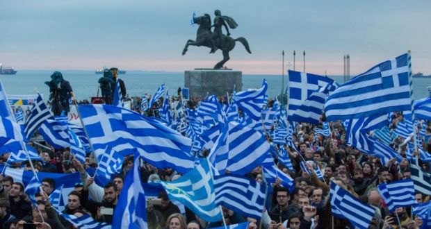 macedonia faces divisive vote on treasonous deal with greece