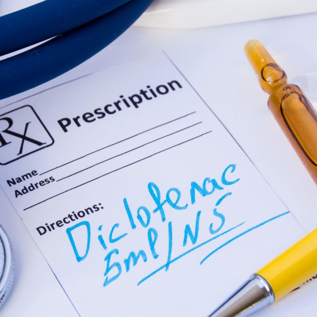 Difene: the anti-inflammatory anti-hero