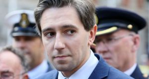 "Minister for Health Simon Harris said ""we remain firmly on track to introduce new services in this country from January next year"". Photograph: Brian Lawless/PA Wire"