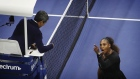 Serena Williams accuses tennis umpire of being a thief during extraordinary row