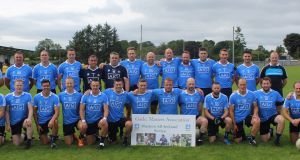 The Dublin Masters team face Tyrone in the final on Saturday having gone unbeaten in the contest this year