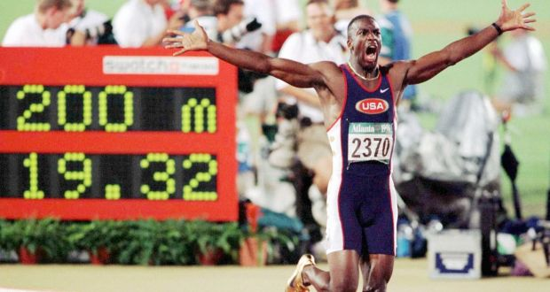 Four-time Olympic champion Michael Johnson recovering after 'mini-stroke