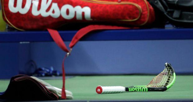 نتيجة بحث الصور عن Serena Williams BROKEN