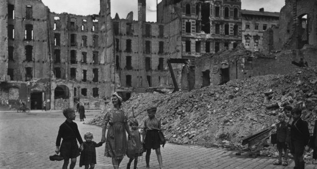 Venice festival show for Irish virtual reality film of wartime bombing
