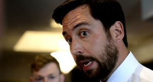 Under pressure: Minister for Housing  Eoghan Murphy's is under mounting pressure to resolve Dublin's housing problems. Photograph: Cyril Byrne/The Irish Times