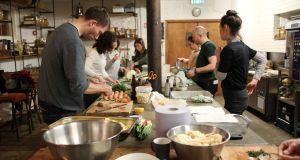 EAT:ITH brings forward thinkers from the Irish food world to a series of events at The Fumbally.