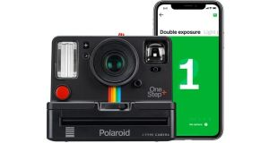 Polaroid OneStep+: You can trigger the shutter by clapping your hands.