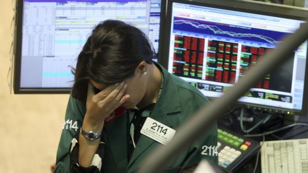 Elizabeth Rose, a specialist with Lehman Brothers on the NYSE, on the day the bank went under.