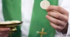 The number of  Masses in the Catholic diocese of Clogher  will fall to 96 from next month. Photograph: iStock