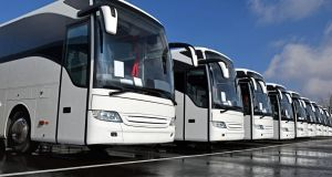 Some 51 per cent of the 873 buses inspected by the RSA in the past year were not compliant with roads safety standards. Photograph: iStock