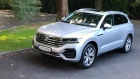 Our Test Drive: the Volkswagen Touareg