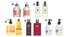 Five of the best handwash and lotion duos