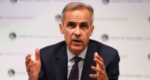 Mark Carney is to stay on as governor of the Bank of England.