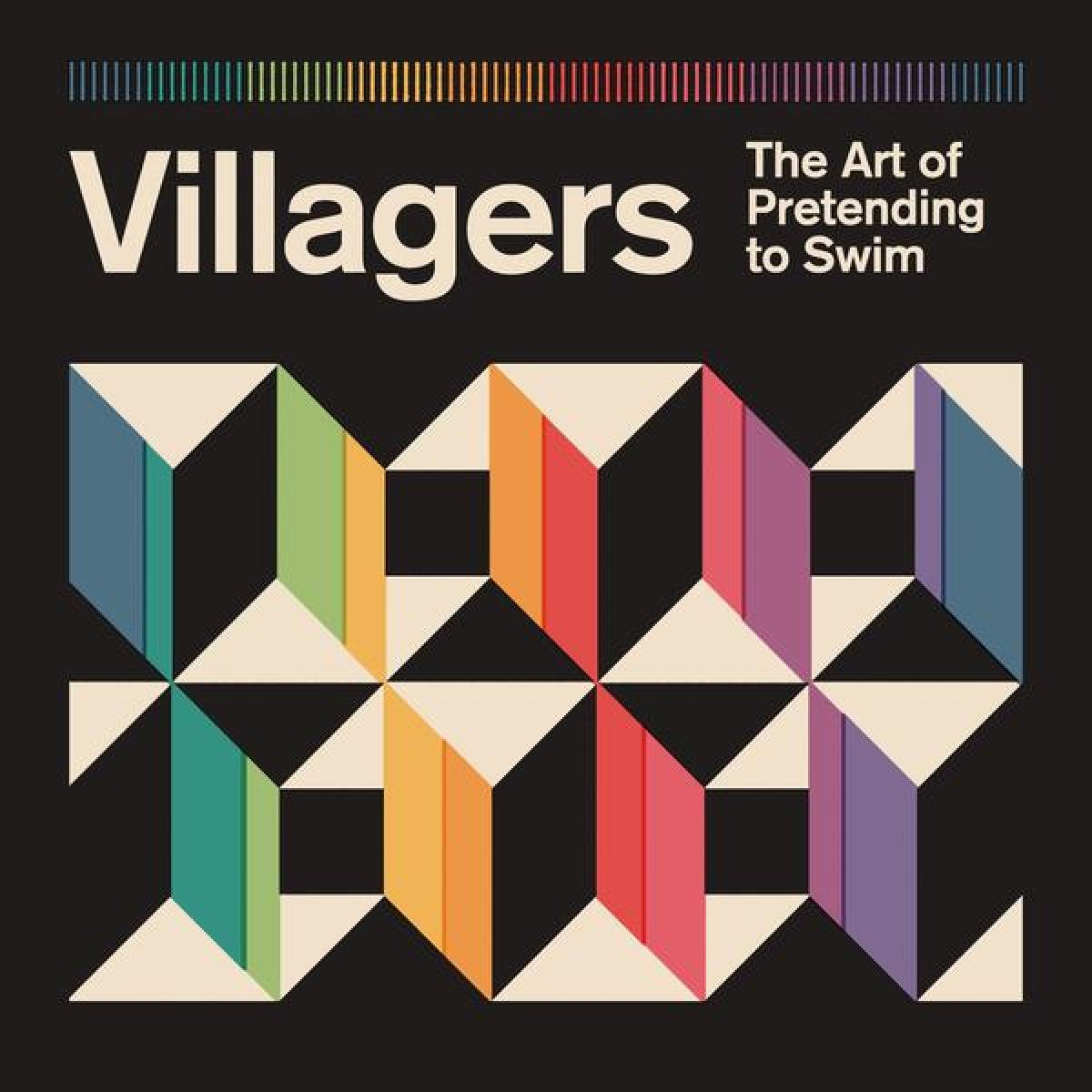 Image result for The Art of Pretending To Swim by Villagers
