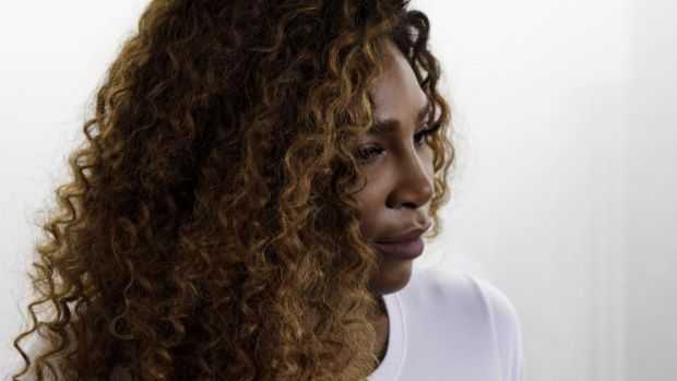 "Serena Williams: Mark Knight says his cartoon ""is about her poor behaviour on the day, not about race"". Photograph: Damon Winter/New York Times"