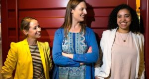 Elva Carri, Pamela Newenham and Áine Mulloy of GirlCrew: 'We discovered many women in Dublin were looking to climb the career ladder, change jobs or set up their own business, and were unsure how'