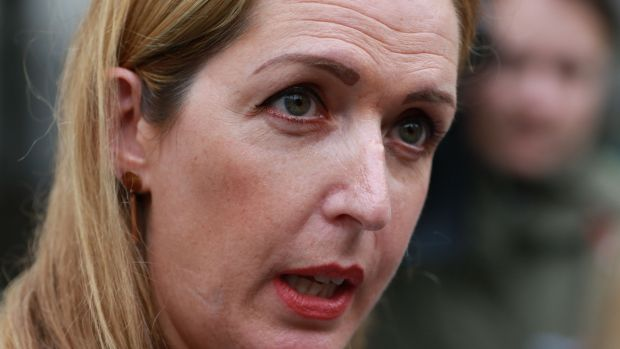 Vicky Phelan said information continues to be withheld from women and she will 'continue to fight back'. Photograph: The Irish Times