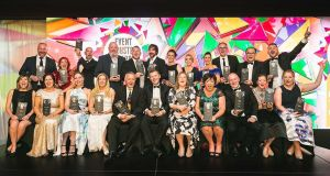 Event Industry Awards celebrate 10th year