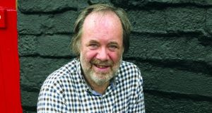 Matthew Sweeney, who died in August. Photograph: Bloodaxe