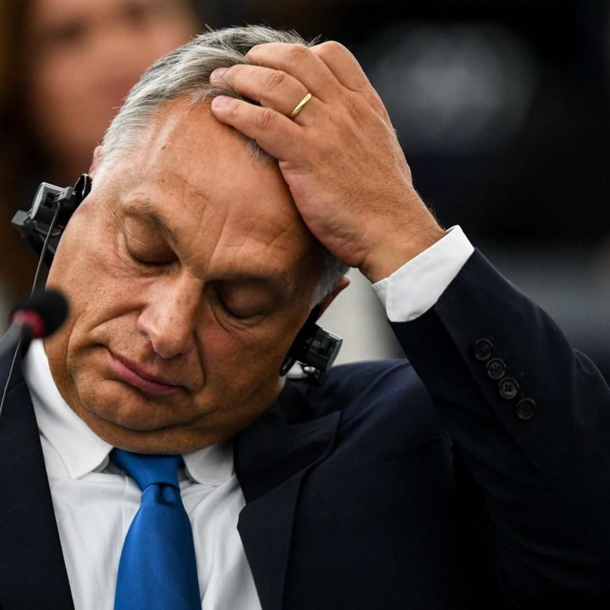 Defiant Orban says Hungary will not be blackmailed by MEPs