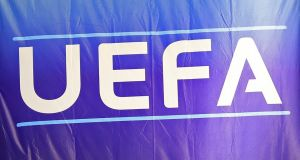 A third Uefa club competition will begin in the 2021-22 season. Photograph:  Mike Egerton/PA Wire
