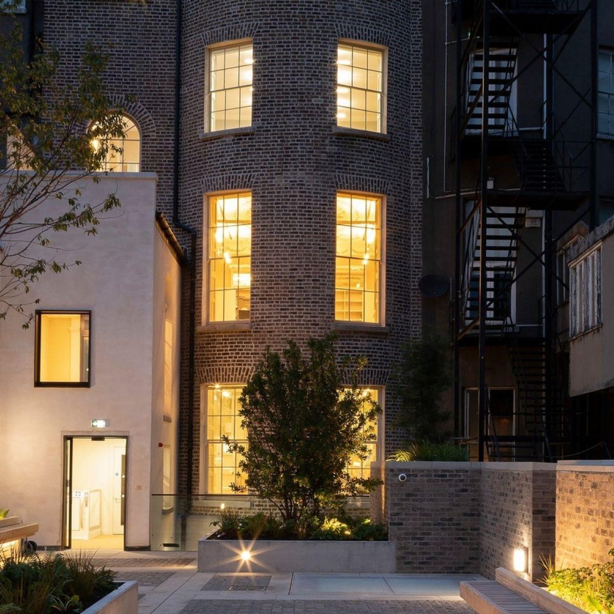 First Look Goethe Institut Reveals Lavish Refurb On Merrion Square