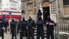 Masked men secure Dublin property after housing activists removed