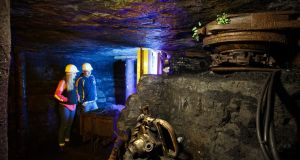 The Arigna Mining Experience explores the town's history of coal mining that started in the 1700s.