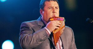 Peter Kay: Lancashire comedian has the old country on his mother's side