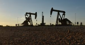 An increase in crude oil prices boosted oil stocks on Wednesday. Photograph: Nick Oxford/Reuters
