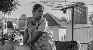 'Roma' approaches its story from the perspective of the house's dedicated servant
