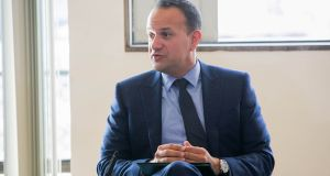 Taoiseach Leo Varadkar has said the CervicalCheck controversy has made him 'embarrassed' for his own medical profession. File photograph: Gareth Chaney/Collins