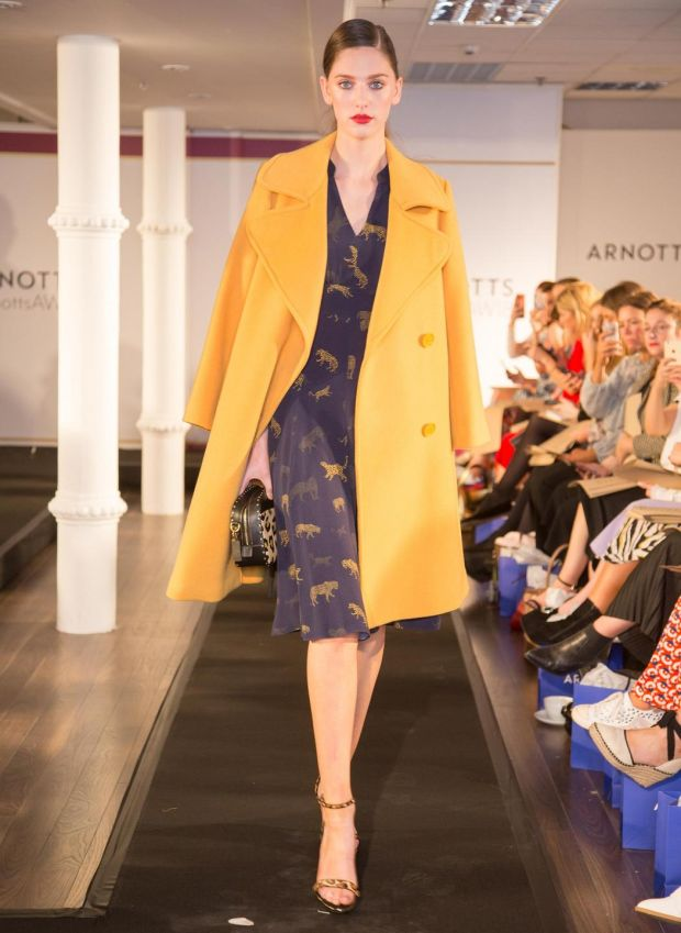Arnotts Autumn/Winter 2018: Blazers and tweed jackets are back