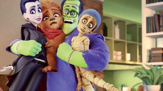 'Monster Family' bombed at the box office but has proven a big hit with Sky subscribers