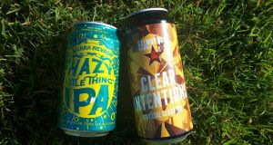 Sierra Nevada's Hazy Little Thing IPA and Galway Bay's Clear Intentions. The ever-changing face of the IPA style has spurned a kind of pushback, itching for a return to the original IPA.