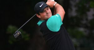 US Masters champion Patrick Reed says Europe are the favourites for the Ryder Cup in Paris. Photo: Drew Hallowell/Getty Images