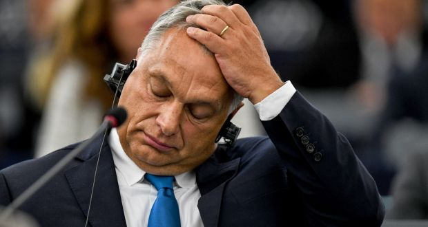 Prague and Warsaw back Hungary over threat of EU censure