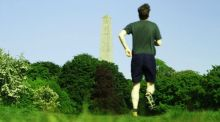 Running + Walking In The Phoenix Park review: Offbeat jogging show runs out of breath