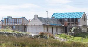 Sex and the City star renovates Co Donegal holiday home