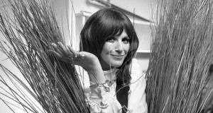 Fenella Fielding in 1971: You never felt that she had skimped on mascara, eyeshadow or lipstick, or that her hair was necessarily all her own in its chaotic and often strangely unkempt manifestation. Photograph: PA Wire