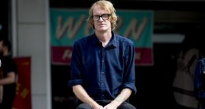 Patrick deWitt:  creates a cast of brilliant characters in his new novel French Exit. Photograph: Carlos Osorio/Toronto Star via Getty Images