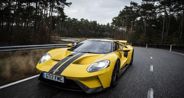 福特新款GT超级跑车体现了该公司丰富的赛车血统