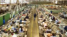 The manufacturing sector is the second largest employer in Ireland and accounts for 450,000 jobs. Photograph: Getty Images
