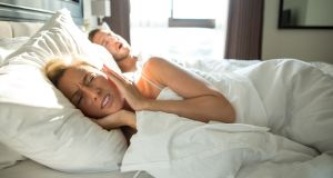 "Sleep apnoea and snoring were once thought to be ""disorders of middle-aged men"", but  latest research suggests snoring affects half of adult men, while sleep apnoea affects a quarter. Photograph: iStock"