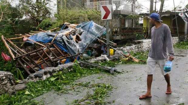 Philippines death toll from Typhoon Mangkhut rises to 16