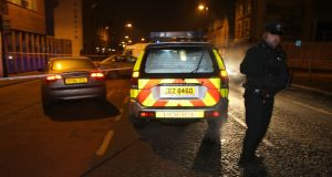 A man is critically ill in hospital after being shot in the abdomen following reported disturbances in north Belfast.  File photograph: PA Wire.