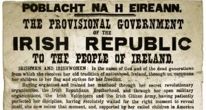 Copy of 1916 Proclamation withdrawn after private sale for €100,000
