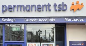 PTSB is working on putting up to €600 million of additional restructured mortgage loans into a securitisation deal, sources said. Photograph: Alan Betson