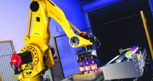 Horan, a  Tipperary-headquartered firm specialising in bespoke robotic applications, is partnering with Beijing-based Boxline