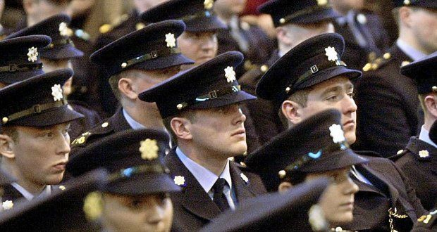 "Garda management is considering proposals in a report, drawn up by Deloitte at a cost of €275,000, which they say could herald ""a transformation in workplace practices"".File photograph: The Irish Times"